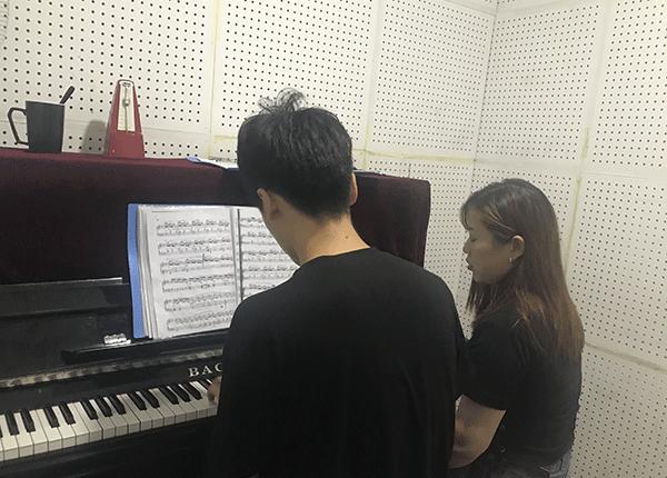 高考音乐集训