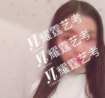 凌X柔 通过四川音乐学院