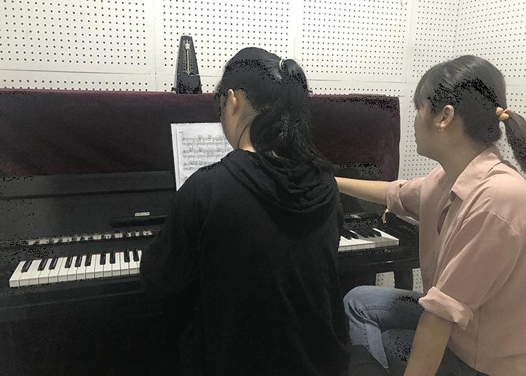 假期音乐培训